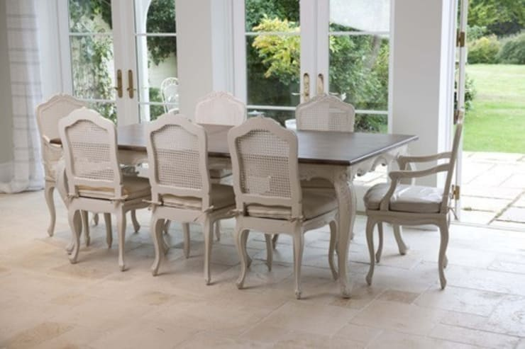 Furniture:  Dining room by CROWN FRENCH FURNITURE