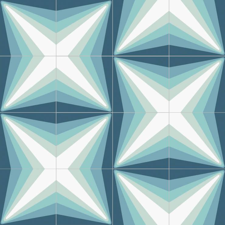 Murs & Sols de style  par Work House Collection