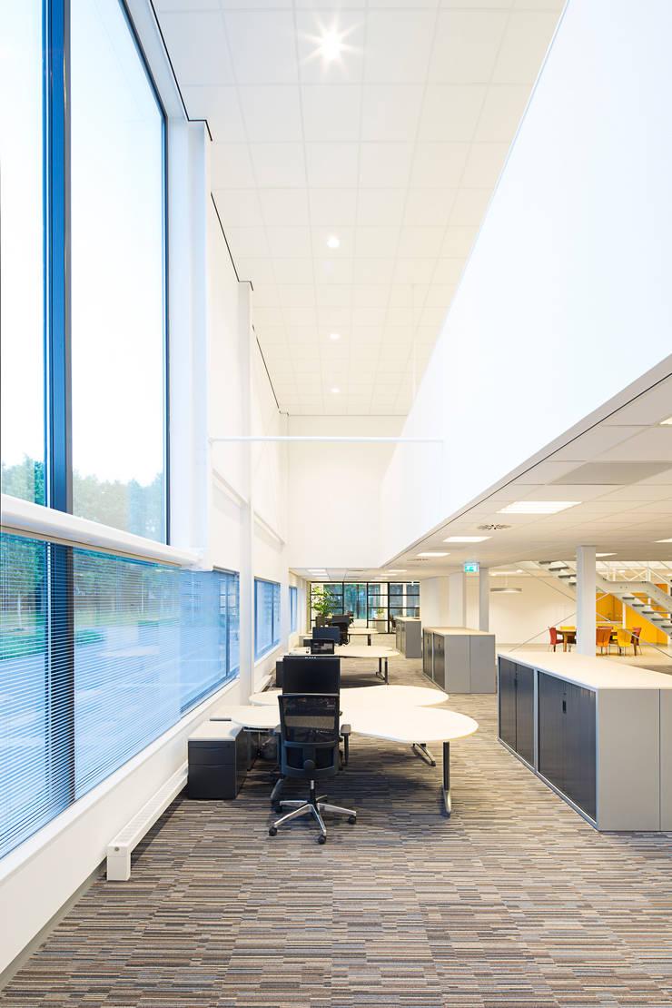 kantoorpand T58:  Kantoorgebouwen door AERDE BORGERT ARCHITECTEN