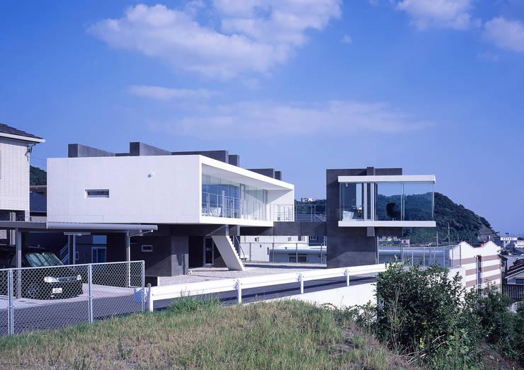 中山の住宅: アトリエ環 建築設計事務所が手掛けた家です。,