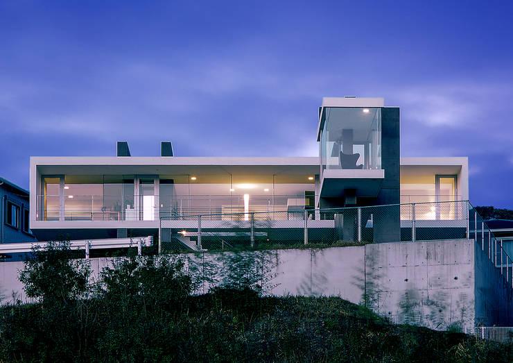 中山の住宅: アトリエ環 建築設計事務所が手掛けた家です。