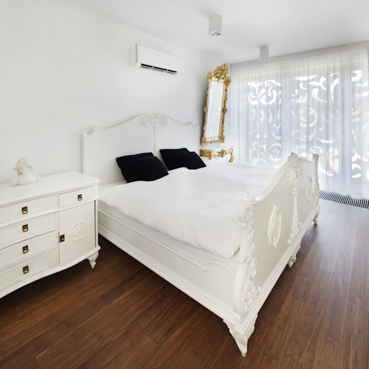 KLUJ ARCHITEKCI의  침실