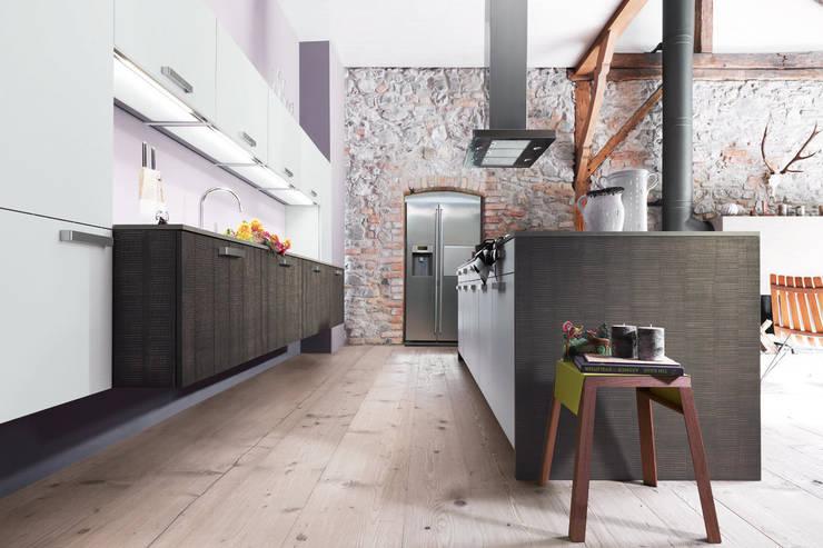 Немецкие кухни Beckermann: Кухня в . Автор – Немецкие кухни,