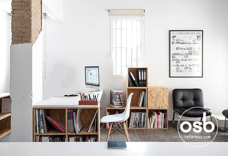 Estudios y biblioteca de estilo  por osb reformas