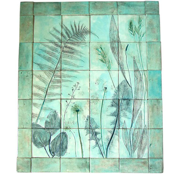 Kafle Łąka : styl , w kategorii Ściany i podłogi zaprojektowany przez Dekory Nati