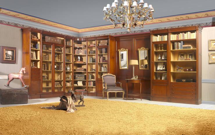 Классическая мебель: Рабочий кабинет  в . Автор – Немецкие кухни