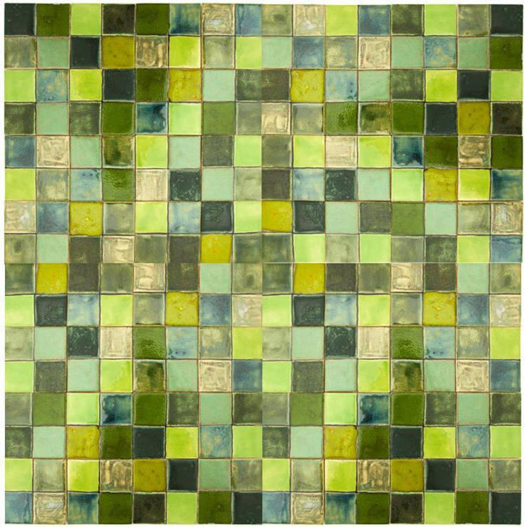 Dekory Mozaika: styl , w kategorii Ściany i podłogi zaprojektowany przez Dekory Nati