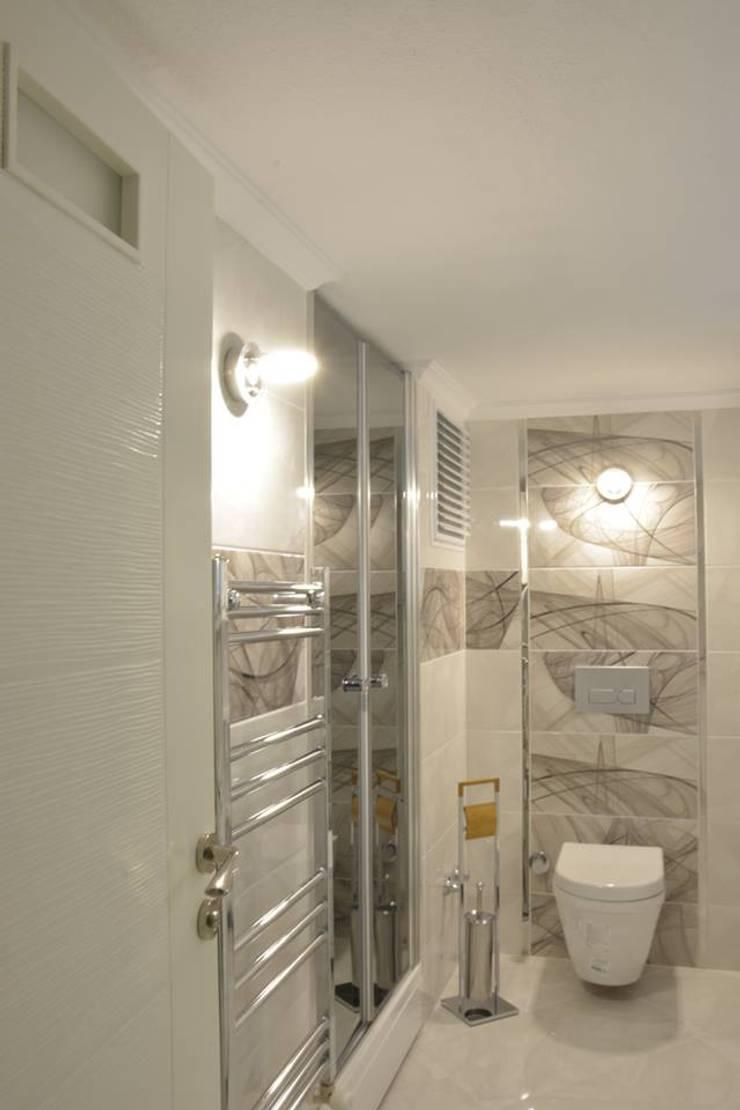 Minimalist bathroom by ACS Mimarlık Minimalist