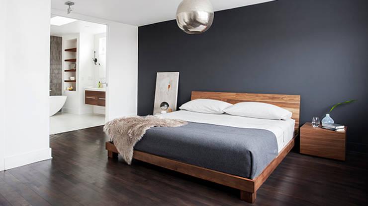10 id es peinture pour chambre coucher - Idee peinture chambre mansardee ...