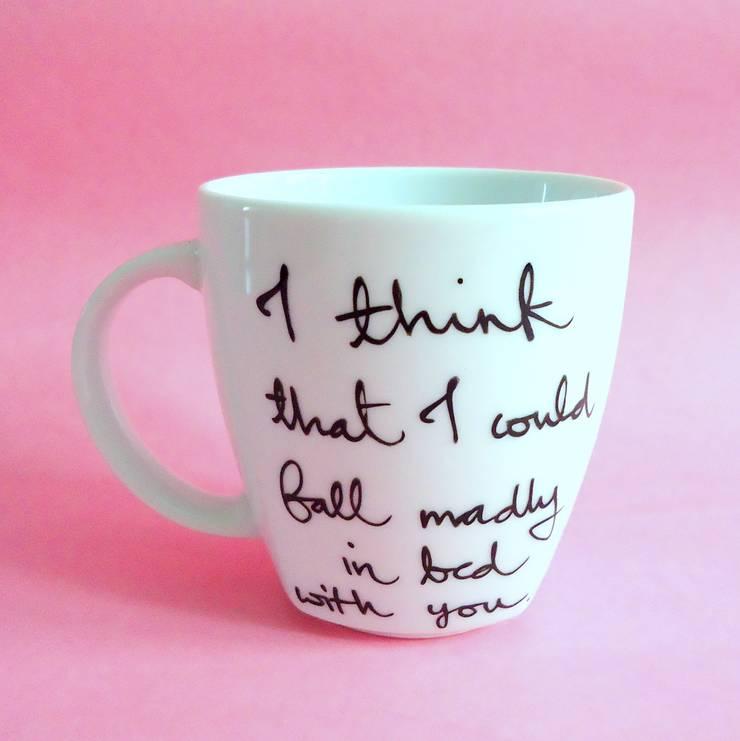Fall in bed: styl , w kategorii Kuchnia zaprojektowany przez My Mug Company