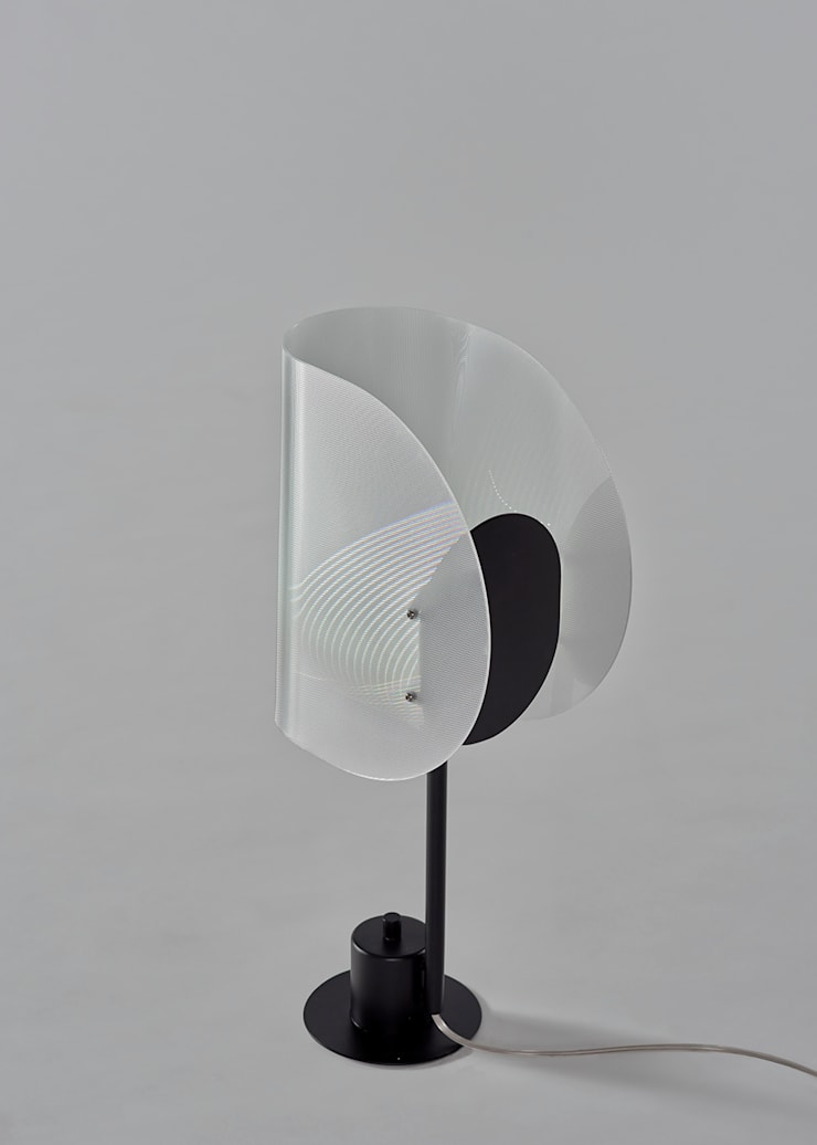 Every Light Series:  Woonkamer door Arnout Meijer Studio