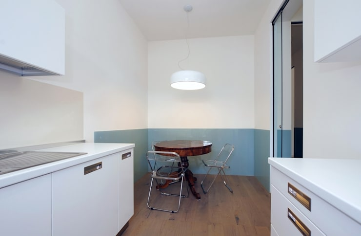 CAS/AL/PALOCCO [2012]: Cucina in stile  di na3 - studio di architettura