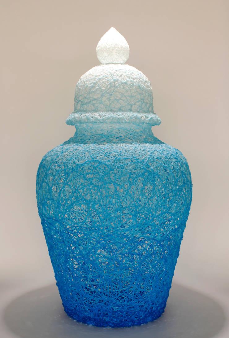 Big Ice 122cm:  Kunst  door Studio Sebastiaan Straatsma
