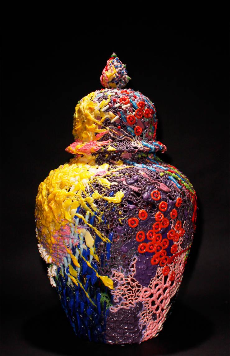 Splash 83cm:  Kunst  door Studio Sebastiaan Straatsma