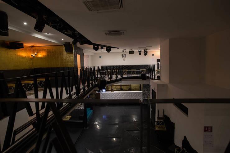 CLUB PRIVATE: Bares y discotecas de estilo  por Florencia Morán