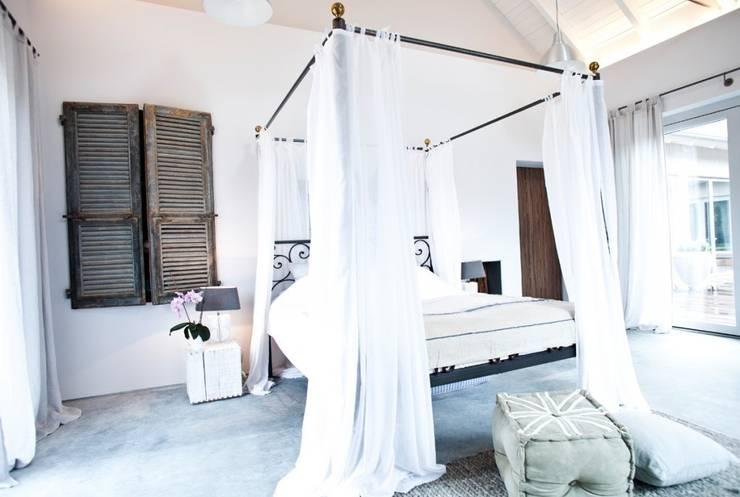 Projekty,  Sypialnia zaprojektowane przez raphaeldesign