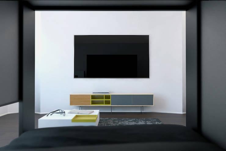 ultra modern: Спальни в . Автор – Nox