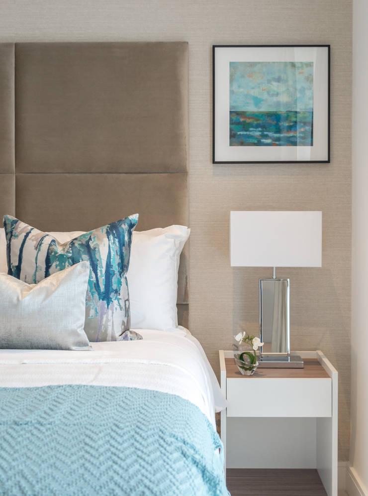 Bedroom 1 Dormitorios de estilo moderno de In:Style Direct Moderno