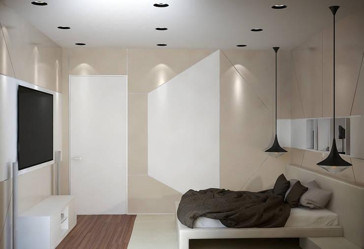 Phòng ngủ theo Nox, Tối giản