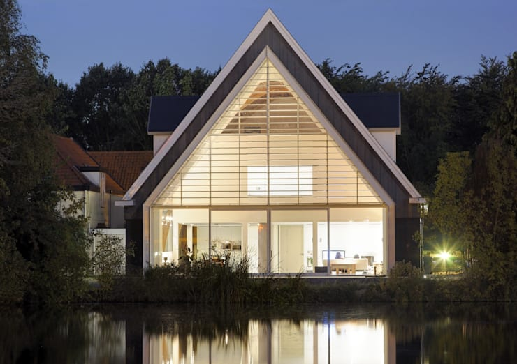 Houses by Ruud Visser Architecten