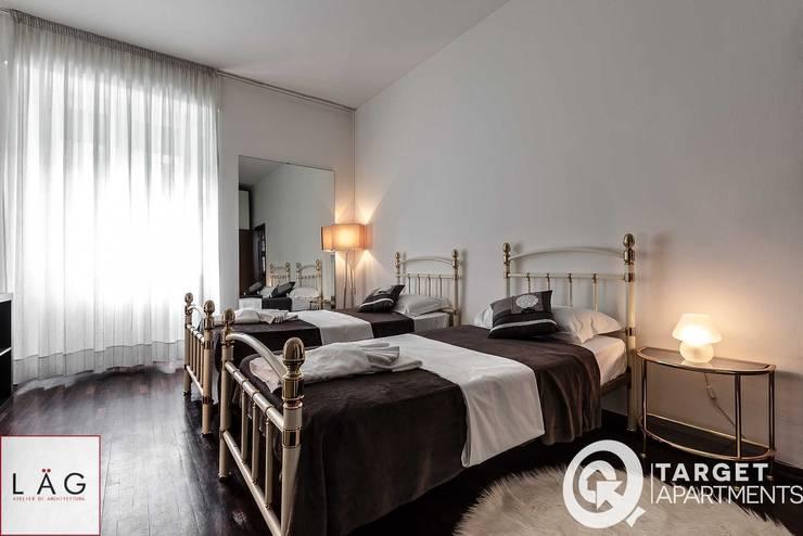ห้องนอน by Architrek