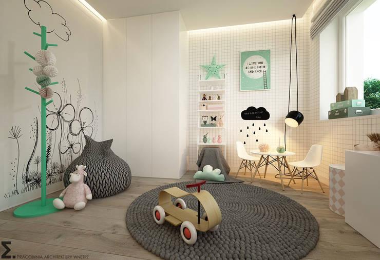 Dormitorios infantiles de estilo moderno de homify