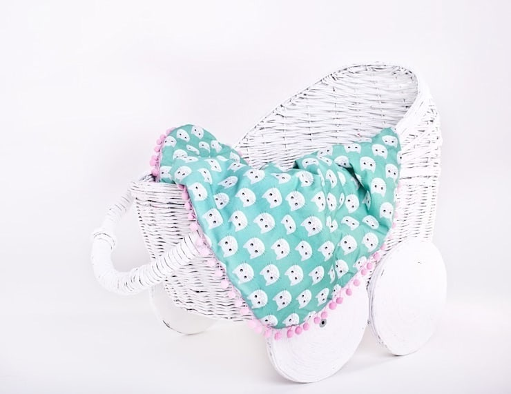 Kotek szary: styl , w kategorii Pokój dziecięcy zaprojektowany przez Ma Zo Kreacja