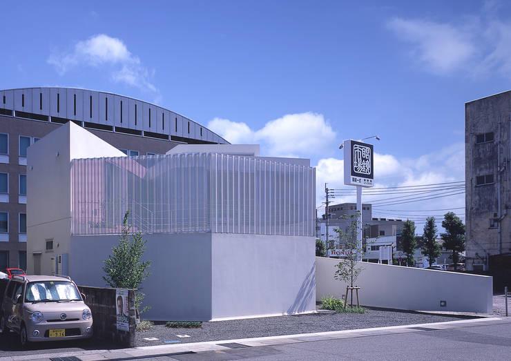 宇宿の住宅: アトリエ環 建築設計事務所が手掛けた家です。