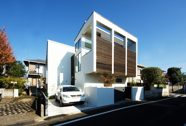 房子 by TERAJIMA ARCHITECTS
