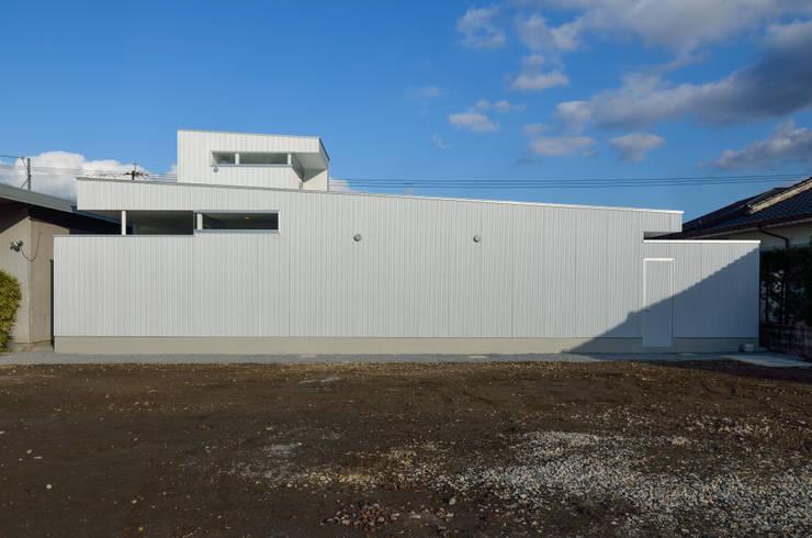湧水町の住宅: アトリエ環 建築設計事務所が手掛けた家です。