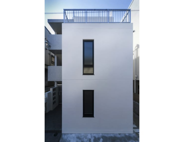 LIVES COMPLEX ,Tokyo: mindscape design factoryが手掛けた家です。,モダン