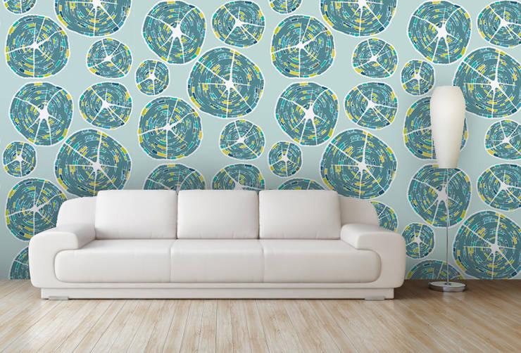Стены и пол в . Автор – Interiors by Element