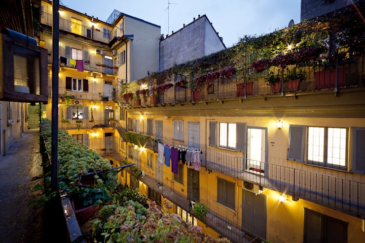 Casas  por 23bassi studio di architettura