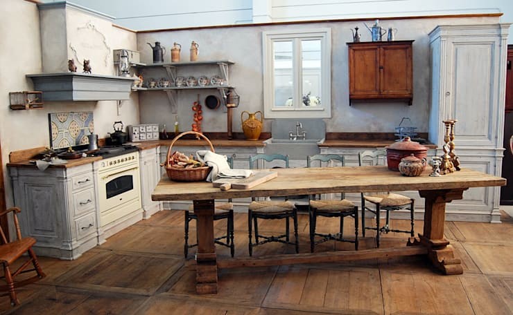 Cozinha  por Porte del Passato
