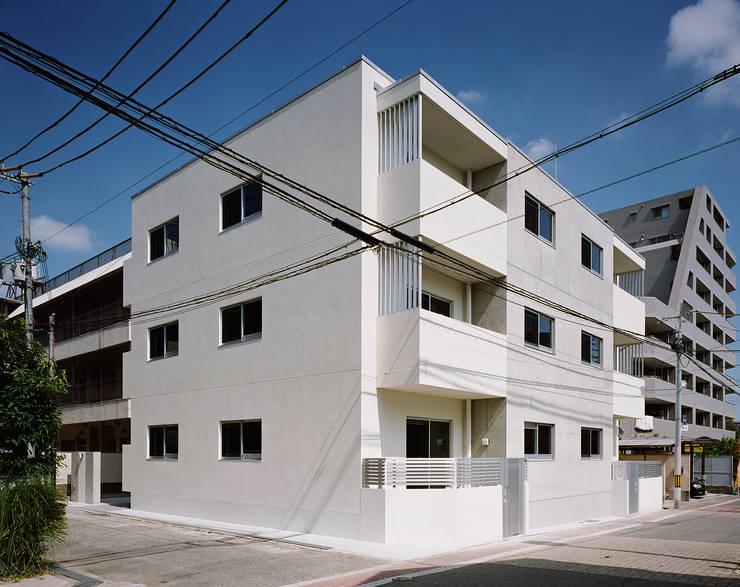 Mマンション: 中間建築設計工房/NAKAMA ATELIERが手掛けた家です。