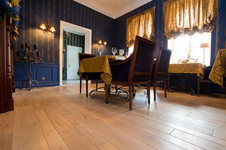 sala restauracyjna: styl , w kategorii Jadalnia zaprojektowany przez TKM Wieckowski Sp.J,