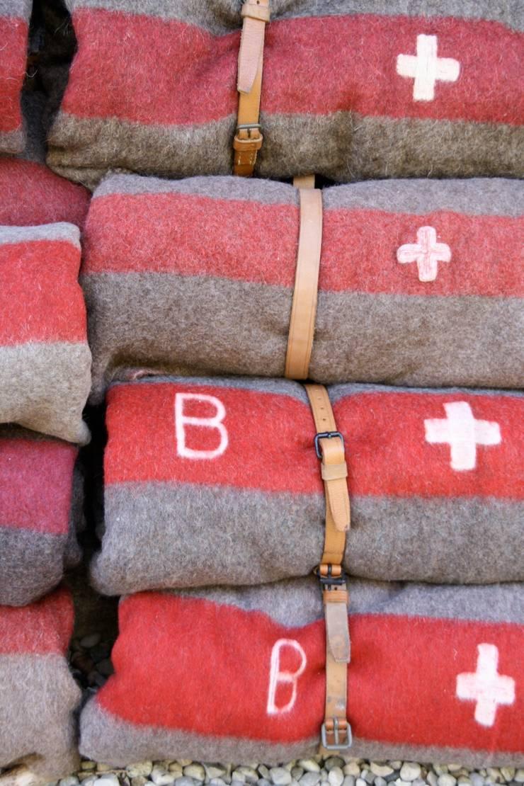 Couverture Armée Suisse : couverture d 39 armee suisse par the desalpes company homify ~ Melissatoandfro.com Idées de Décoration
