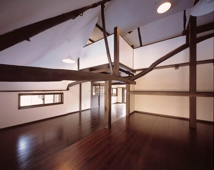 子供室: 有限会社 住まい考房が手掛けたです。