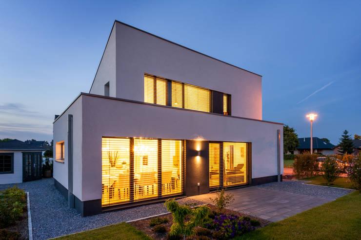 Illumination:  Häuser von Sommer Passivhaus GmbH