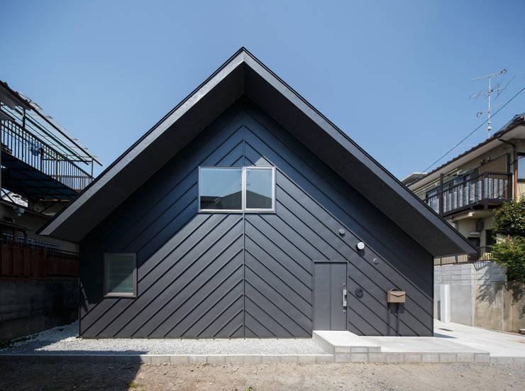 Elephant House: Hiromu Nakanishi Architectsが手掛けた家です。