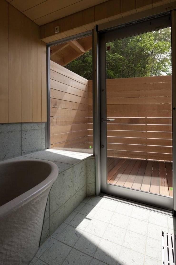 浴室: ATS造家設計事務所が手掛けた浴室です。