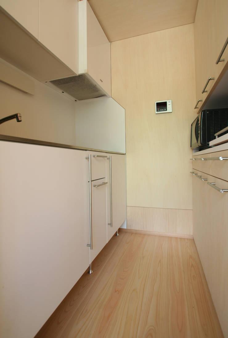 キッチン: ATS造家設計事務所が手掛けたキッチンです。
