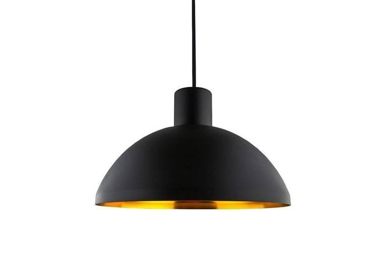 Luminaria suspendida: Hogar de estilo  por KUANTI