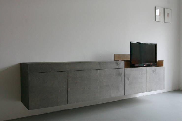 TV dressoir:  Woonkamer door OD-V