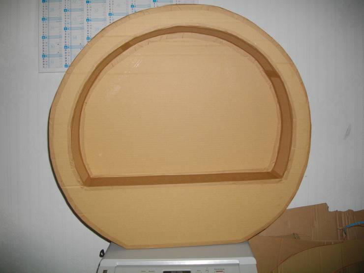 le meuble en carton simple esth tique et fonctionnel par. Black Bedroom Furniture Sets. Home Design Ideas