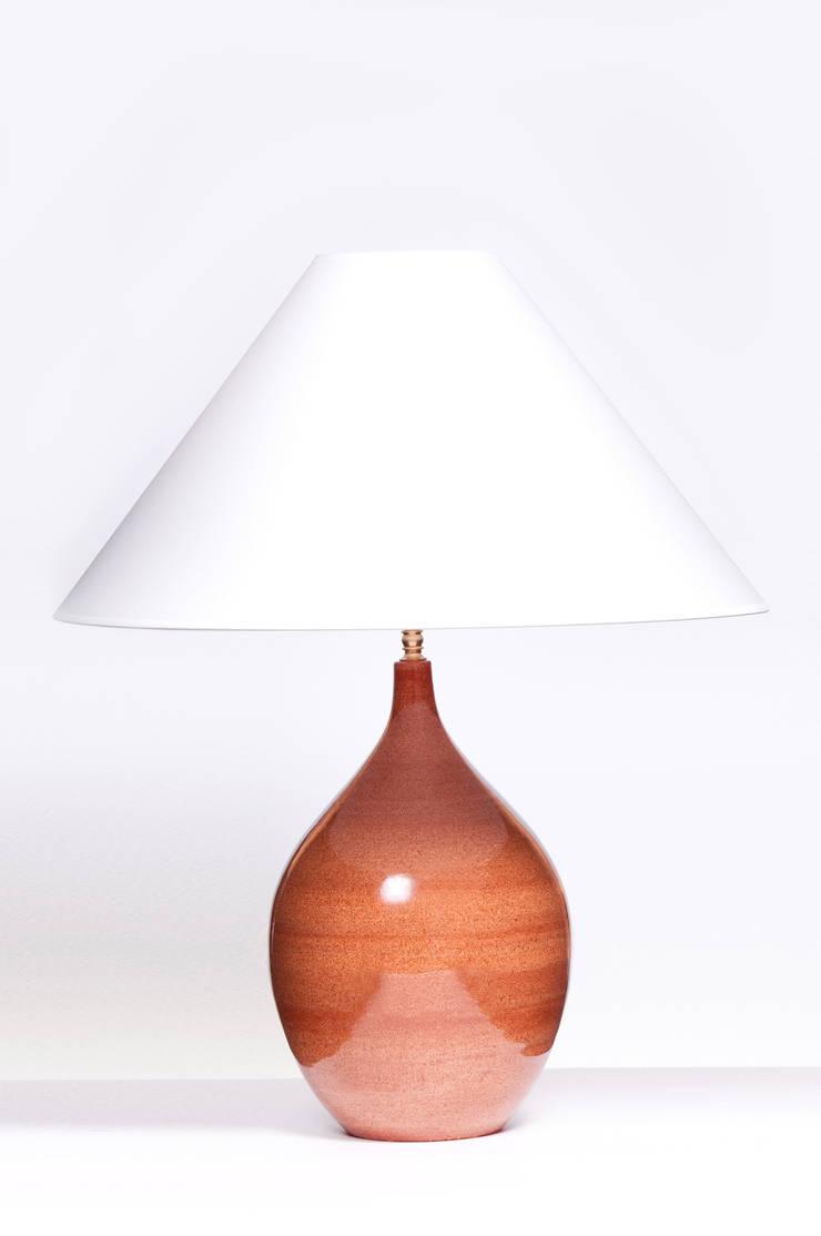 LACRIMA LARGE  BRICK DECO: styl , w kategorii  zaprojektowany przez Peter Woodland Lamps,Nowoczesny