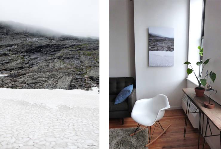 Norway Fjord:  Kunst  door Aardse Kunst