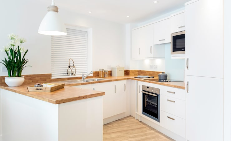 Kitchen by WN Interiors of Poole in Dorset