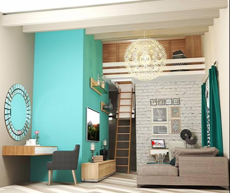 Мозжерина Марина 의  거실