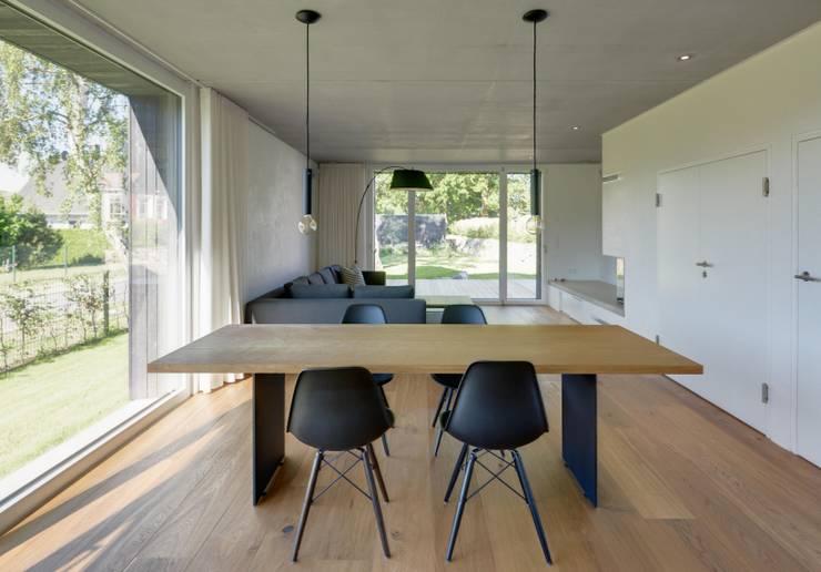Столовые комнаты в . Автор – Haus Wieckin